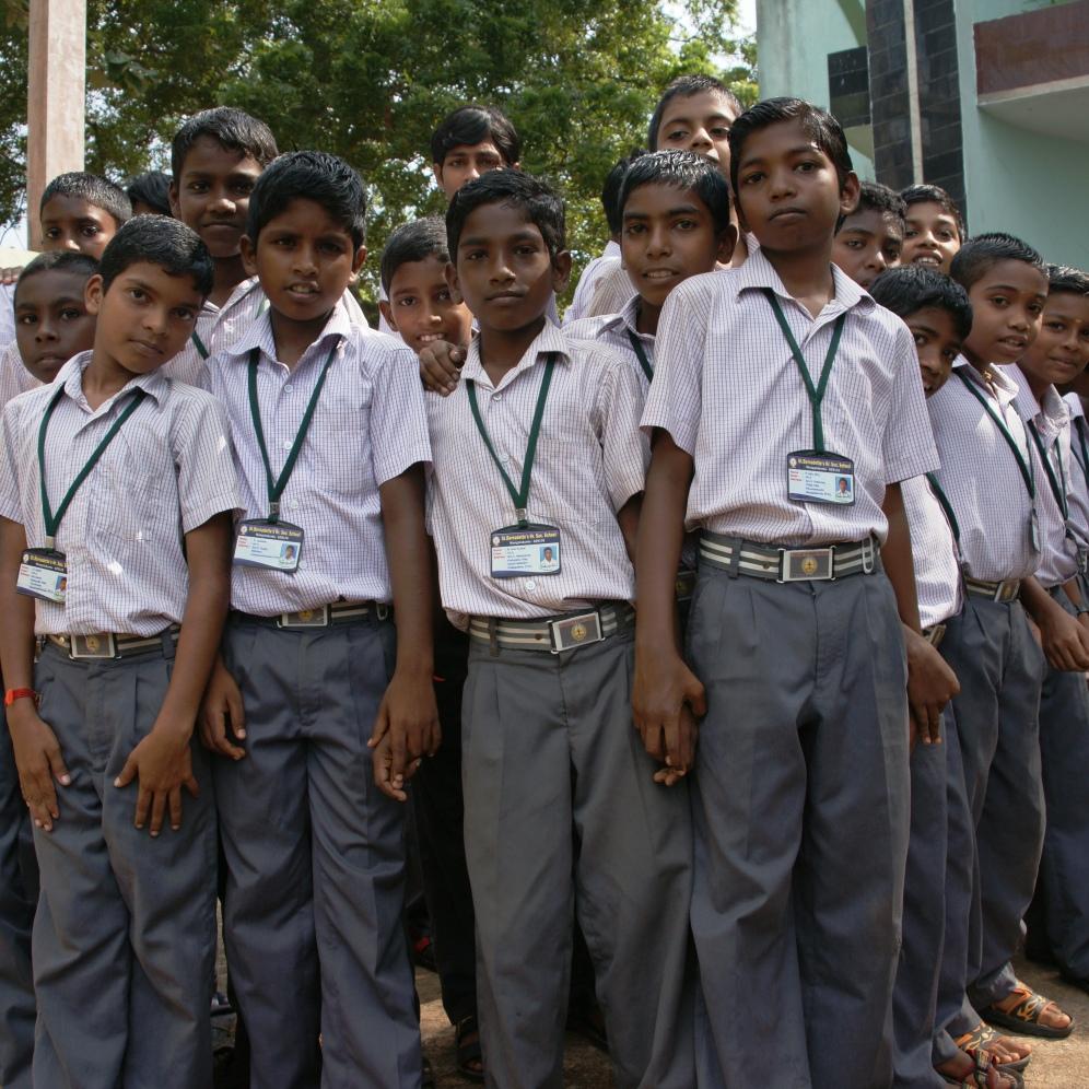 School uniforms are compulsory